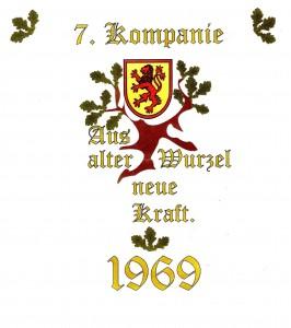 Logo 7. Kompanie
