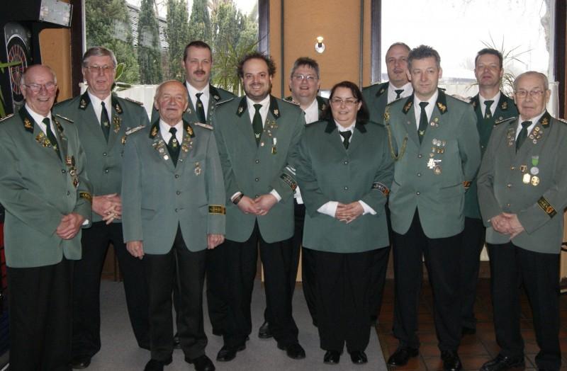 4. Kompanie 2012
